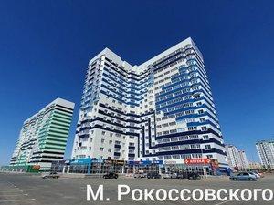 2-к квартира, 61 м², 3/17 эт. в Оренбурге
