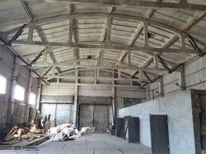 Нежилое здание под производство и
