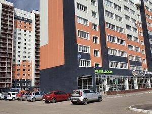 2-к квартира, 62.6 м², 17/17 эт. в Оренбурге