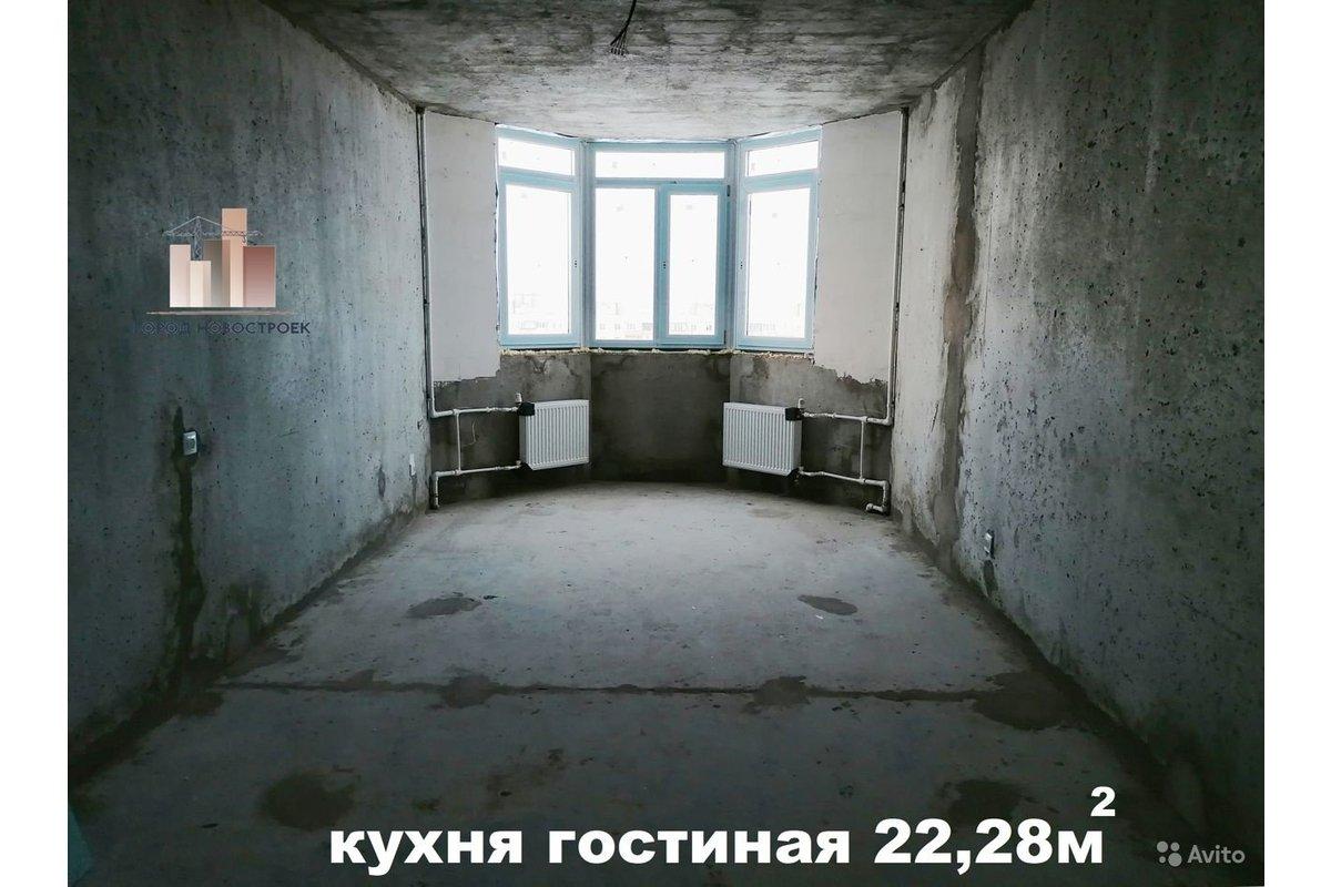 3-к квартира, 76.2 м², 10/17 эт.