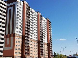 2-к квартира, 61.5 м², 16/17 эт. в Оренбурге